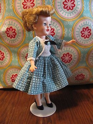 IDEAL'S Crown Princess 10 1/2 inch vintage doll