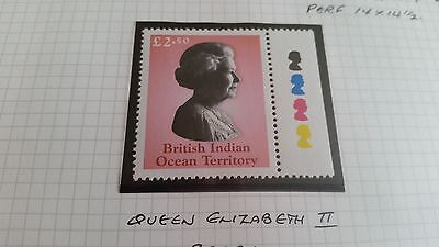 British Indian Ocean Territory 2003 Sg 285 Definitive Mnh