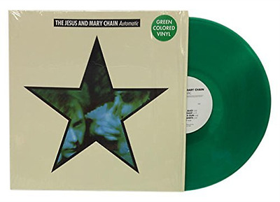 Jesus And Mary Chain-Automatic  Vinyl Lp New