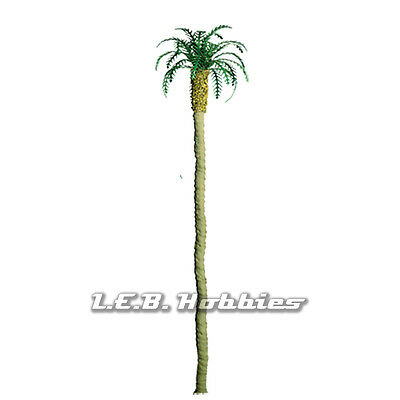 "JTT Scenery Palm Tree Z-Scale 2"" Professional Series 6/pk 94236"