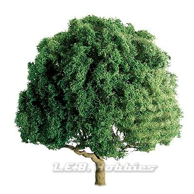 "JTT Scenery Oak Tree Z-Scale 1"" Professional, 4/pk 94260"