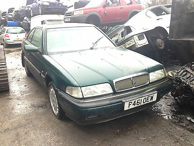 1997 Rover 800 820 Sterling Green 2.0 petrol coupe breaking NS SUN VISOR