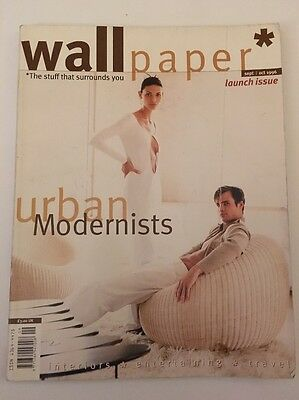 Wallpaper Magazine UK LAUNCH EDITION edition #1