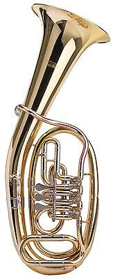 CLASSIC CANTABILE TH-38 TENORHORN Bb TUNING CARRY CASE MOUTHPIECE CLEANING CLOTH