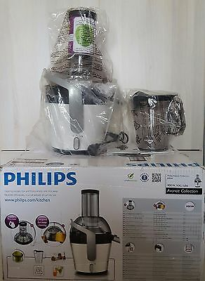 Centrifugeuse Philips Avance HR1869/80 XXL 900W Quickclean ¤¤¤ NEW in box
