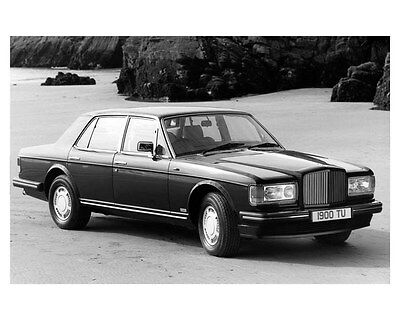1987 Bentley Turbo R ORIGINAL Factory Photo ouc0927