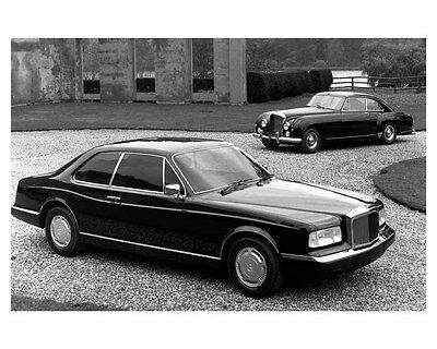 1985 Bentley Project 90 ORIGINAL Factory Photo ouc0957