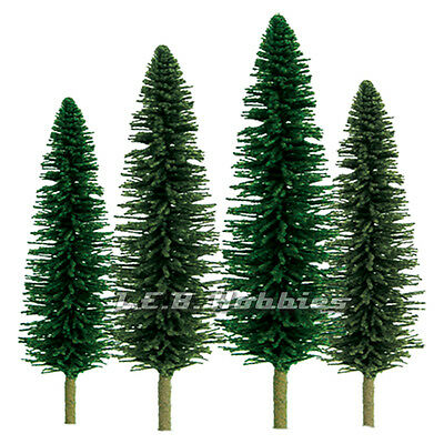 "JTT Scenery Products Cedar Tree Z-Scale 1"" to 2"" Scenic Series 55/pk 92029"