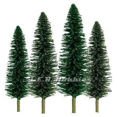 "JTT Scenery Products Cedar Tree N-Scale 2"" - 4"" Super Scenic, 36/pk 92030"