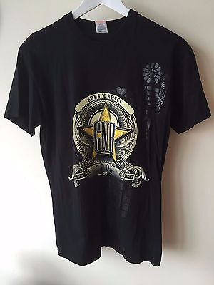 Guns n' Roses Chinese Democracy - Official Tour T-Shirt 2006 Small UK Europe