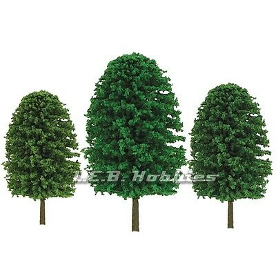 "JTT Scenery Products Scenic Tree Z-Scale 1"" - 2"" Super Scenic, 55/pk 92033"