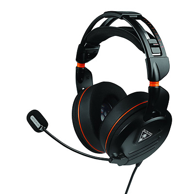 Casque de compétition Elite Pro de Turtle Beach - PS4, PS4 Pro, Xbox One