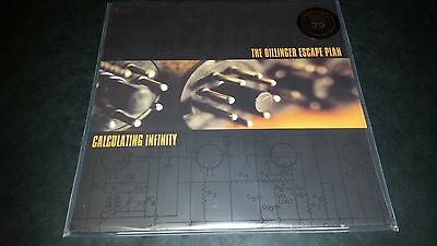 The Dillinger Escape Plan Calculating Infinity LP on Black vinyl