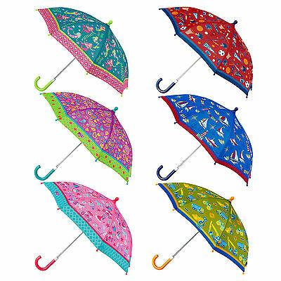Stephen Joseph E7 Baby Toddler Boy Girl Rain Umbrella  27″ – Choose Design SJ