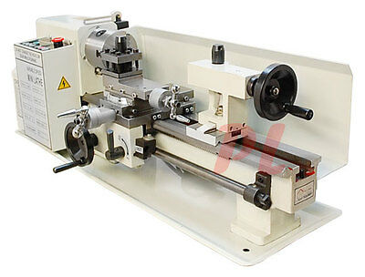 Digital 7 x 12 Precision Mini Variable Metal Lathe 400W 2500RPM - FREE SHIPPING