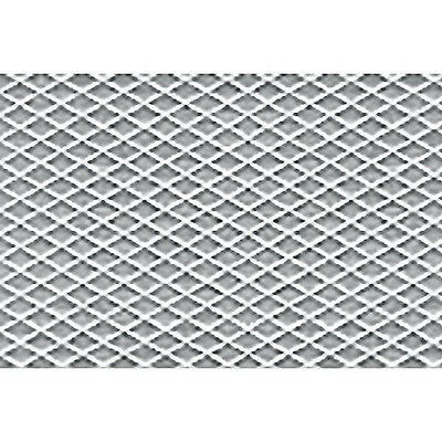 JTT Scenery Products 1:24 G-Scale Tread Plate Plastic Pattern Sheet, 2/pk 97458