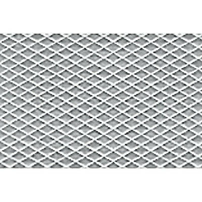 JTT Scenery Products 1:32 #1-Scale Tread Plate Plastic Pattern Sheet, 2/pk 97462