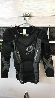 Small Long Sleeve Armored Protection Shirt Troy lee designs TLD