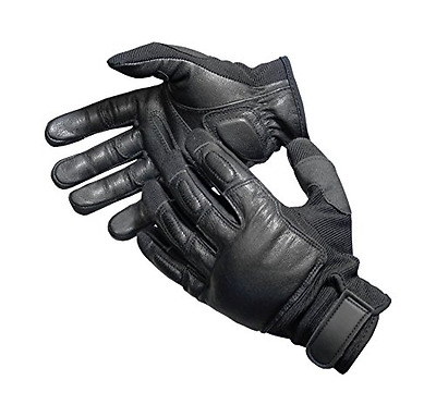 Streetwise Security Products PFTSGL Police Force Tactical SAP Gloves, Large, Bla