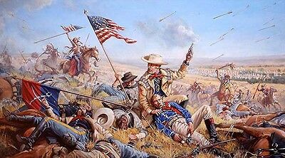 Custer's Last Stand, His Brothers Keeper, Mark Churms