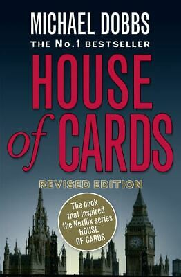 House of cards by Michael Dobbs (Paperback)
