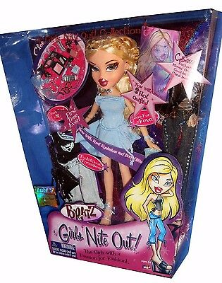 Bratz Girls Nite Night Out Collection Cloe NIB 2004 Collectible
