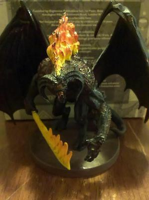 EAGLEMOSS Lord of the Rings BALROG Special Edition