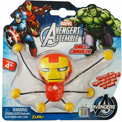 Marvel Avengers Assemble Wall-Crawler Iron Man