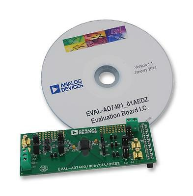 Data Conversion Development Kits - AD7401A SIGMA DELTA MOD EVAL BOARD