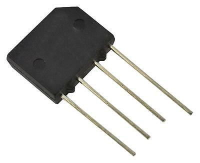 Diodes - Bridge Rectifiers - BRIDGE RECTIFIER 600V 2A KBP