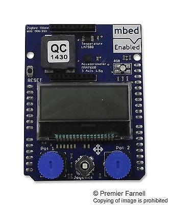 MCU/MPU/DSC/DSP/FPGA Development Kits - APPLICATION SHIELD ARDUINO DEV BOARD