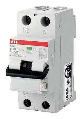 Circuit Breakers - RCBO - CIRCUIT BREAKER RCBO 230VAC 16A