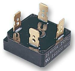 Diodes - Bridge Rectifiers - BRIDGE RECTIFIER 25A 800V