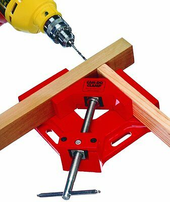 Clamp Vise Framing Locking Mount Precise Work Wood Bench Woodworking Drill Tool
