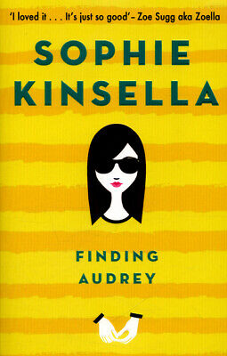 Finding Audrey by Sophie Kinsella (Paperback)