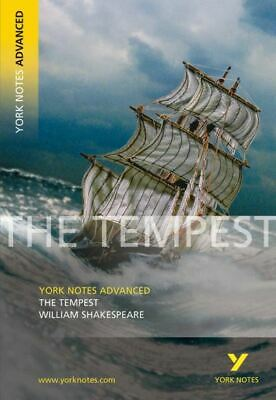 notes on the tempest william Plot summary of shakespeare's the tempest: alonso, the king of naples, is returning from his daughter's wedding in tunis he is accompanied by his son, ferdinand, his.