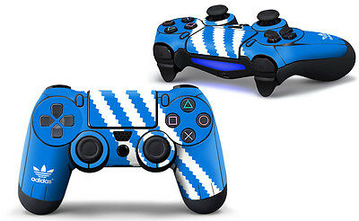 SKIN PS4 CONTROLLER ADIDAS Console COVER Protective Sticker controllers