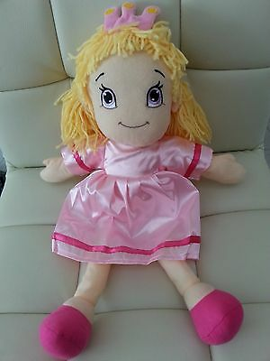 10x Princess Rag Dolls - brand new
