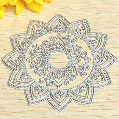 Garland Cutting Dies Template Bookmark Scrapbooking Card Metal Stencil