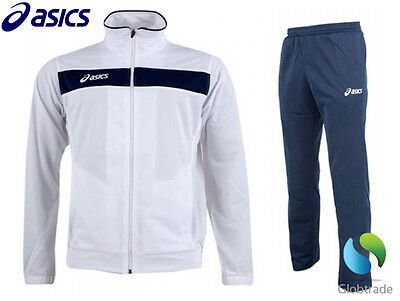 Men's Tracksuit Asics Suit Team T530Z5-0150 For Volleyball & Other Sports New