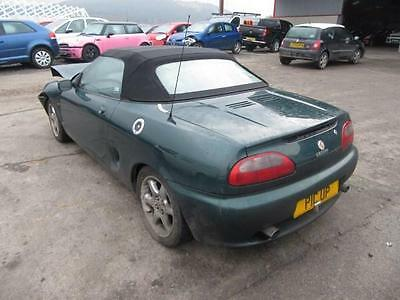 Rover Mgf Roof Complete Convertible Roof With Frame In Black