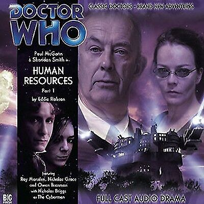 Dr WHO - Paul McGann 8th Doctor Series #1.7 HUMAN RESOURCES Part 1 (Brand New)