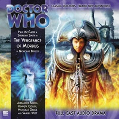 DOCTOR WHO Paul McGann 8th Doctor Series #2.8 Vengeance of Morbius (NEW)