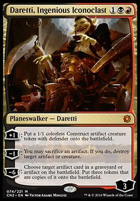 CONSPIRACY - DARETTI, INGENIOUS ICONOCLAST Magic CN2 Mint