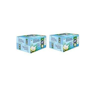 Coco Rio 100% Natural Coconut Water Great for C-store 11.1 oz cans 12 CT 2 Pack