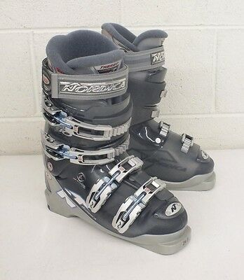 Nordica Beast W 10 10 High-End Downhill Ski Boots MDP 24.5 Women's 7.5 EXCELLENT