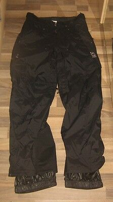 The Mountain Hardwear Q-Dry Mens Returnia Cargo Snowboadring Pants Size M/M
