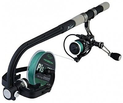 Professional Portable Spooling Station Fishing Reel Line Spooler and Winder