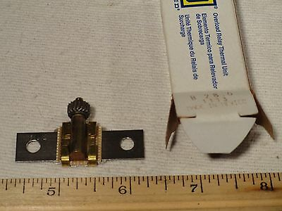 SQUARE D B28.0 B280 1113 Overload Relay Thermal Unit