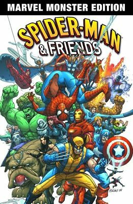 Marvel Monster Edition # 11 - Spider-Man & Friends - Panini 2005 - Top